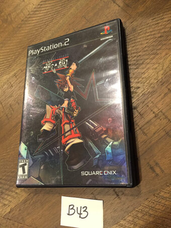 Musashi: Samurai Legend + Guide SONY PlayStation 2 Square Enix (2005) [B43]