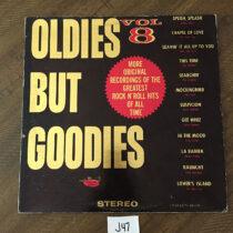 Oldies But Goodies Volume 8 Original Vinyl Edition OSRLPS8858 [J47]
