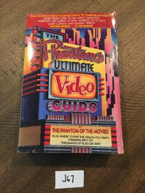 The Phantom's Ultimate Video Guide (1989) [J67]