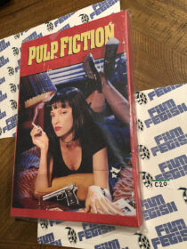 Quentin Tarantino's Pulp Fiction 12×18 inch Officially Licensed Canvas Print [C20]