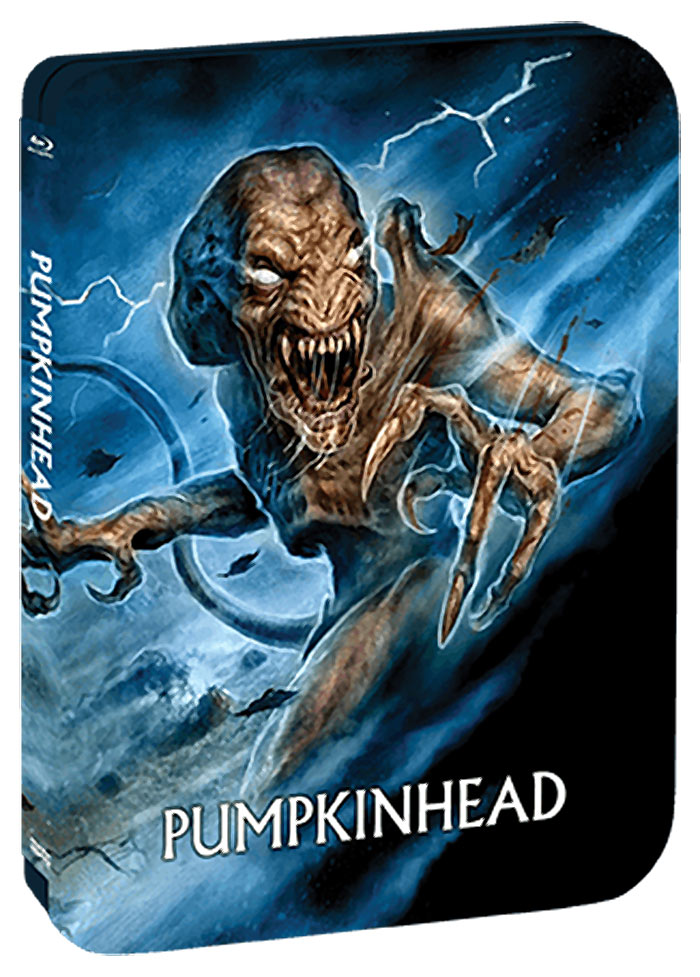 Stan Winston's Pumpkinhead Limited Edition Blu-ray Steelbook (2020)