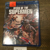 Reign of the Supermen: DC Universe Movie Blu-ray Edition (2019) [B61]