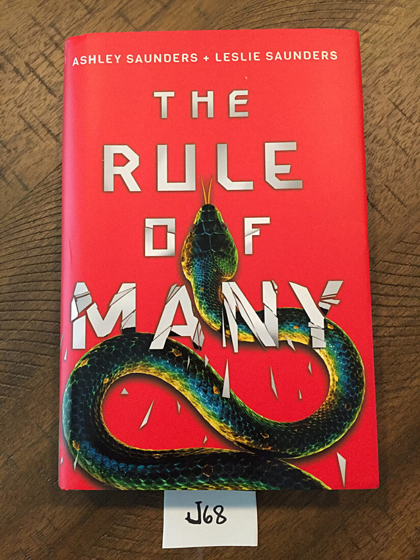 The Rule of Many (The Rule of One Book 2) Hardcover Edition (2019)