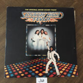 Saturday Night Fever The Original Movie Soundtrack 2-LP Vinyl Edition (1977) [J60]