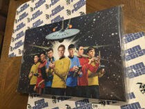 Star Trek: The Original TV Series Cast Portraits 12×18 inch Officially Licensed Canvas Print [C10]