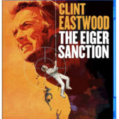 Clint Eastwood's The Eiger Sanction Special Edition Blu-ray (2020)