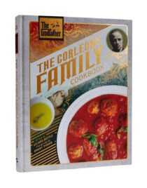 The Godfather: The Corleone Family Cookbook Hardcover Edition (2019)