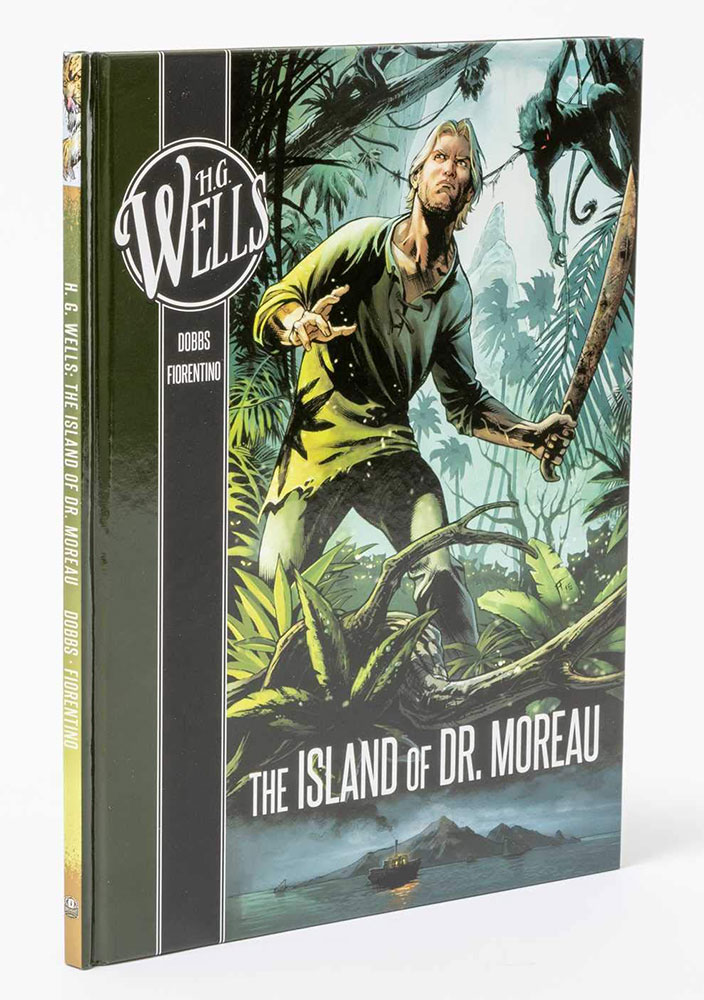 H. G. Wells: The Island of Dr. Moreau Hardcover Edition (2018)