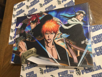 Bleach Anime TV Series 12×18 inch Officially Licensed Canvas Print [C01]