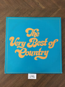 The Very Best of Country 2LP Vinyl Edition Columbia House [J46]
