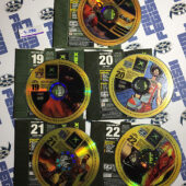 Set of 5 Official X Box Magazine Game Demo Discs No. 17, 19, 20, 21, 22 [9080]