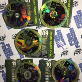 Set of 5 Official X Box Magazine Game Demo Discs No. 7, 8, 9, 10, 11 [9082]
