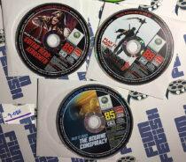 Set of 3 Official X Box Magazine X Box 360 Game Demo Discs No. 85, 88, 89 [9084]