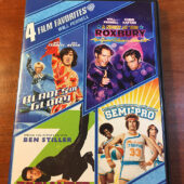 Will Ferrell: Warner Bros. 4 Film Favorites – Blades of Glory, Zoolander, Semi-Pro, A Night at the Roxbury