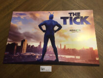 The Tick 17 x 11 inch Card Stock Promotional Poster (2016) [D65]