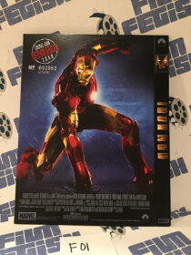 Marvel's Iron Man Lenticular Case Slipcover Limited Edition Convention Exclusive (2009) [F01]