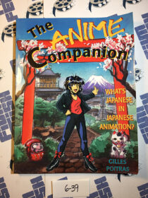The Anime Companion: What's Japanese in Japanese Animation