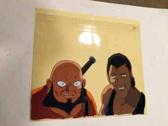 Original Animation Production Cel for ADV Films Anime Dragon Knight (2003) [011]