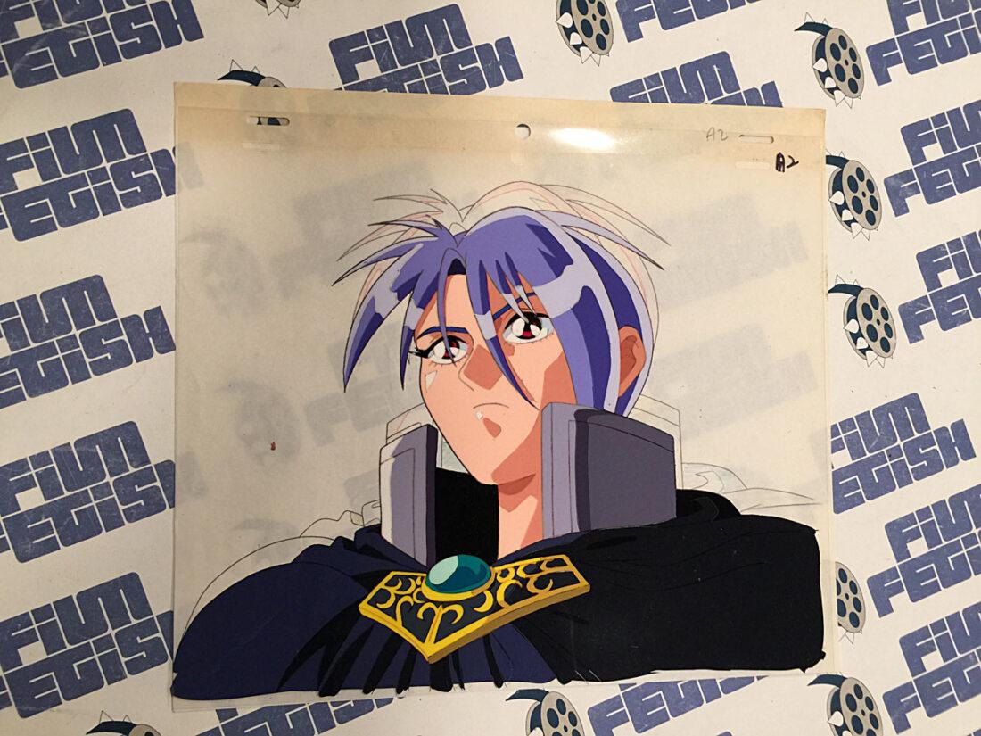 Original Animation Production Cel for ADV Films Anime Dragon Knight (2003) [09]
