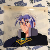 Original Animation Production Cel for ADV Films Anime Dragon Knight (2003) [09]