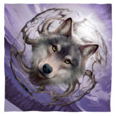The Anne Stokes Collection Night Forest Bandana