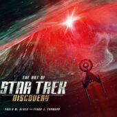 The Art of Star Trek Discovery Hardcover Edition