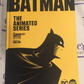 Batman: The Animated Series The Phantom City Creative Collection Art Book Hardcover Edition