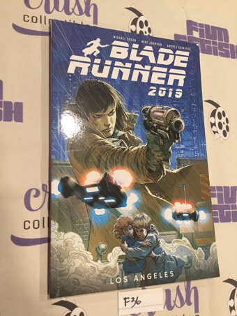 Blade Runner 2019: Vol. 1: Los Angeles Graphic Novel (2019)