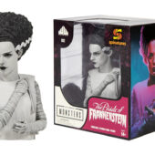 The Bride of Frankenstein Collector's Spinature Figure