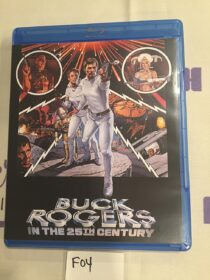 Buck Rogers in the 25th Century Theatrical Feature Blu-ray (2020) [F04]