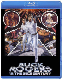 Buck Rogers in the 25th Century Theatrical Feature Blu-ray (2020)