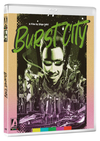 Burst City Special Edition Blu-ray