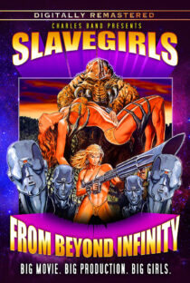 Slave Girls From Beyond Infinity Remastered DVD Edition (2020)