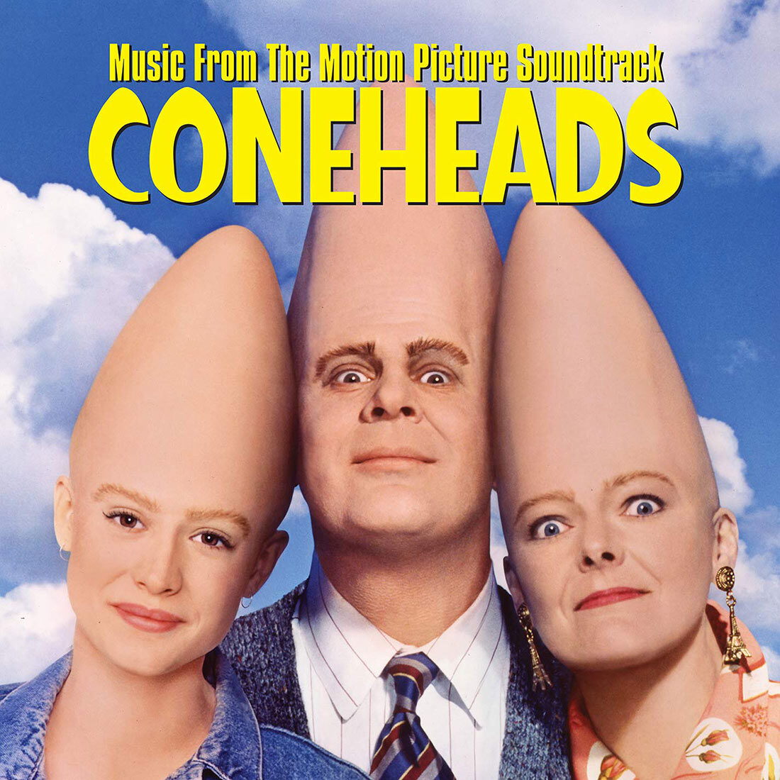 Coneheads Music from the Motion Picture Soundtrack Vinyl Edition