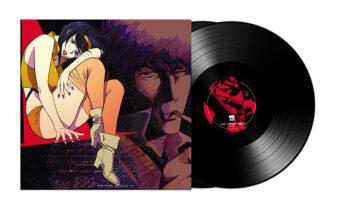 Cowboy Bebop Original Series Soundtrack 2-Disc Vinyl Limited Edition Music by Seatbelts