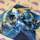 DC Comics Batman Heed the Bat Signal Call Bandana