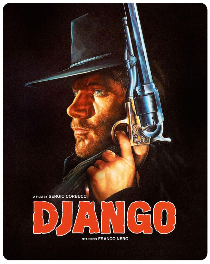 Django Limited Edition Blu-ray Steelbook