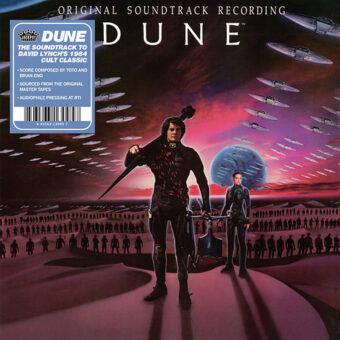 Dune (1984) Original Motion Picture Soundtrack Vinyl Edition