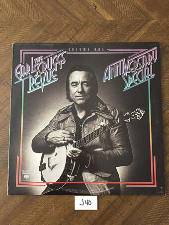 The Earl Scruggs Revue Anniversary Special Volume One Vinyl Edition with Leonard Cohen, Johnny Cash [J40]