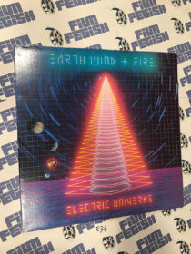 Earth Wind and Fire Electric Universe Vinyl Gatefold Edition (1983) [E34]