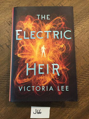 The Electric Heir (Feverwake) Hardcover First Edition (2020) [J66]