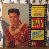 Elvis Presley Blue Hawaii Soundtrack Album Original Vinyl Edition LSP 2426 (1961) [E36]