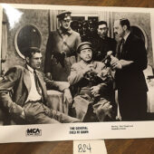 The General Died at Dawn Original Home Video Press Photo – Gary Cooper, Madeleine Carroll (1936) [B24]