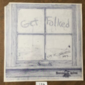 SEALED Get Folked Live at Charlotte's Web Vinyl Edition Folk Music Compilation [J38]