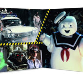 Ghostbusters 35th Anniversary Original Motion Picture Score 2-Disc Vinyl Limited Edition