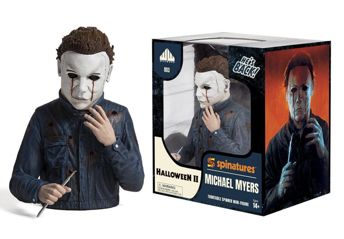 Halloween II Michael Myers Collector's Spinature Figure