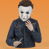 Halloween II Michael Myers Collector's Spinature Figure