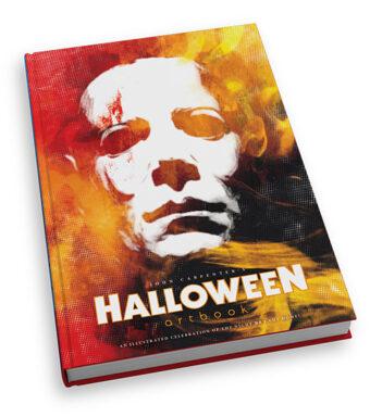 John Carpenter's Halloween: Artbook Hardcover Edition (2020) Pre-Orders Opening Soon