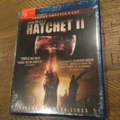 Hatchet II Unrated Director's Cut Blu-ray Edition [B64]