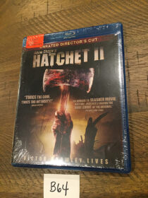 Hatchet II Unrated Director's Cut Blu-ray Edition [B64]